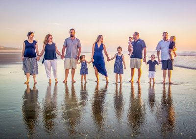 Adams Family beach shoot